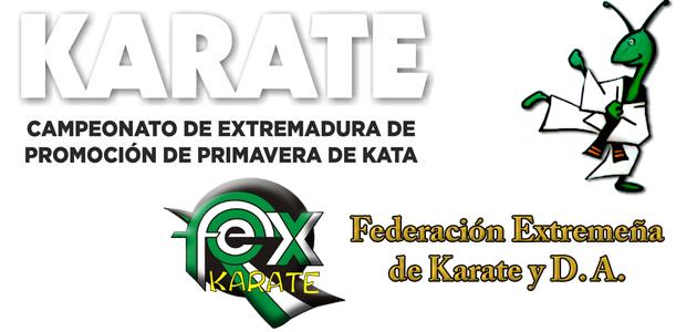 Campeonato de Extremadura Promoción de Primavera de Kata