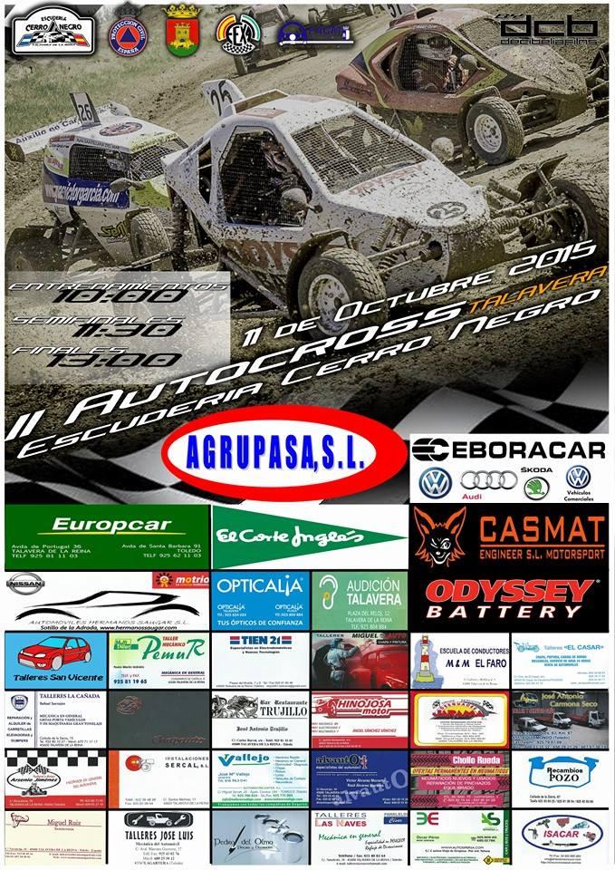 Previa del II Autocross Escudería Cerro Negro